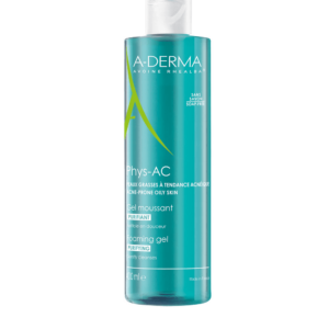 A-DERMA PHYS-AC GEL LIMPIADOR PURIFICANTE 400 ML midudu