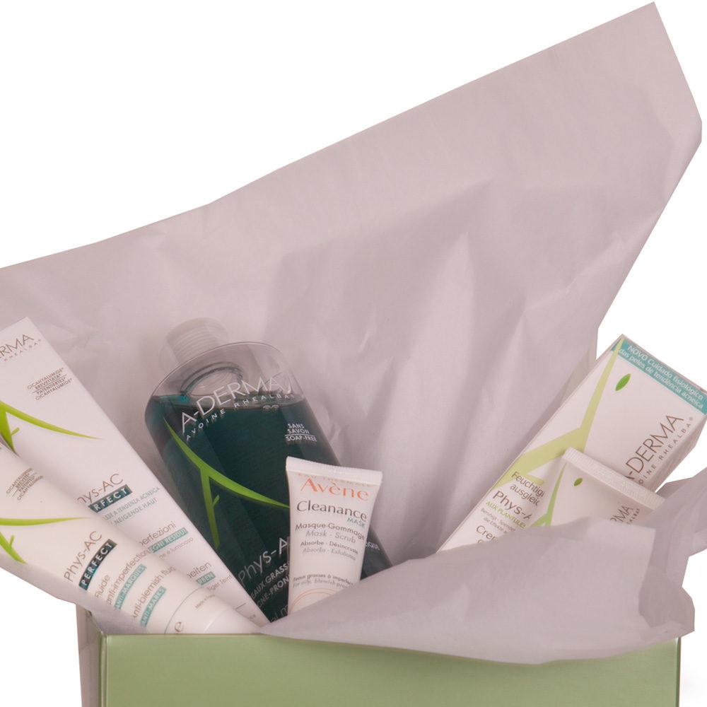 cestas-regalo-para-mujeres-combatir-acne